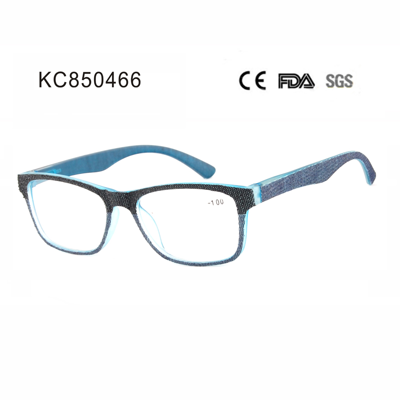 2016 China factory new fashion full frame kangchen reading glass