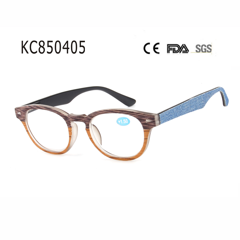2016 full-frame Kangchen reading glasses, professional anti-blue glasses to protect your eyes