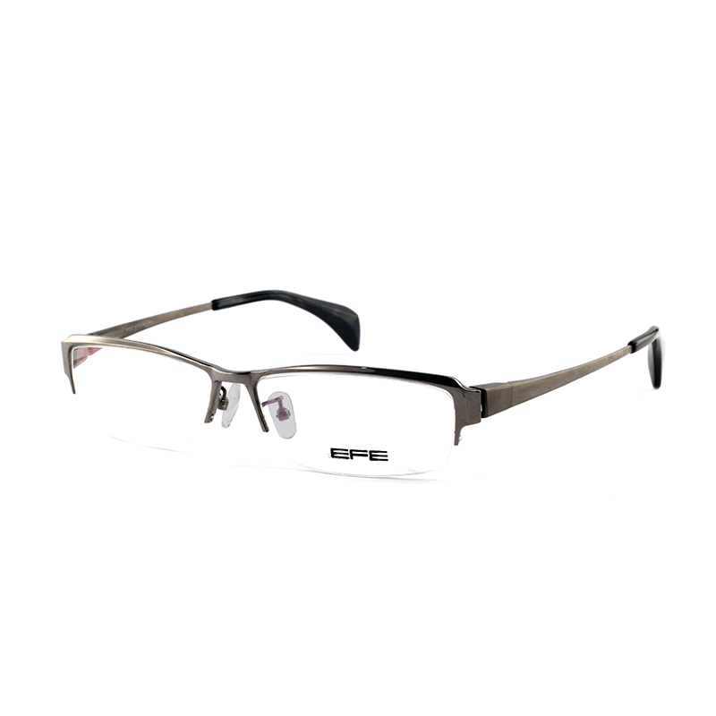 Titanium optical frame 9107