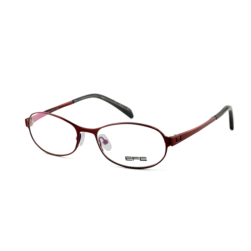 Titanium optical frame 9120