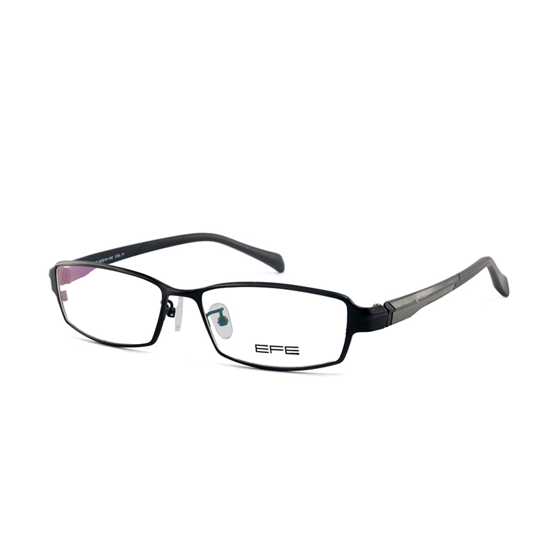 Titanium optical frame 8817