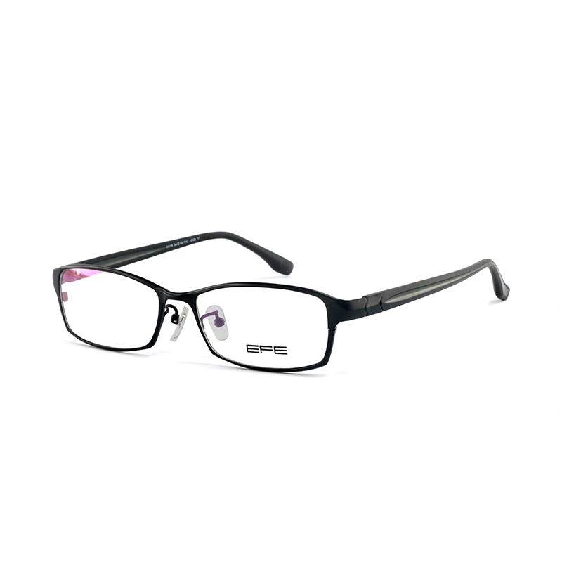 Titanium optical frame 8818