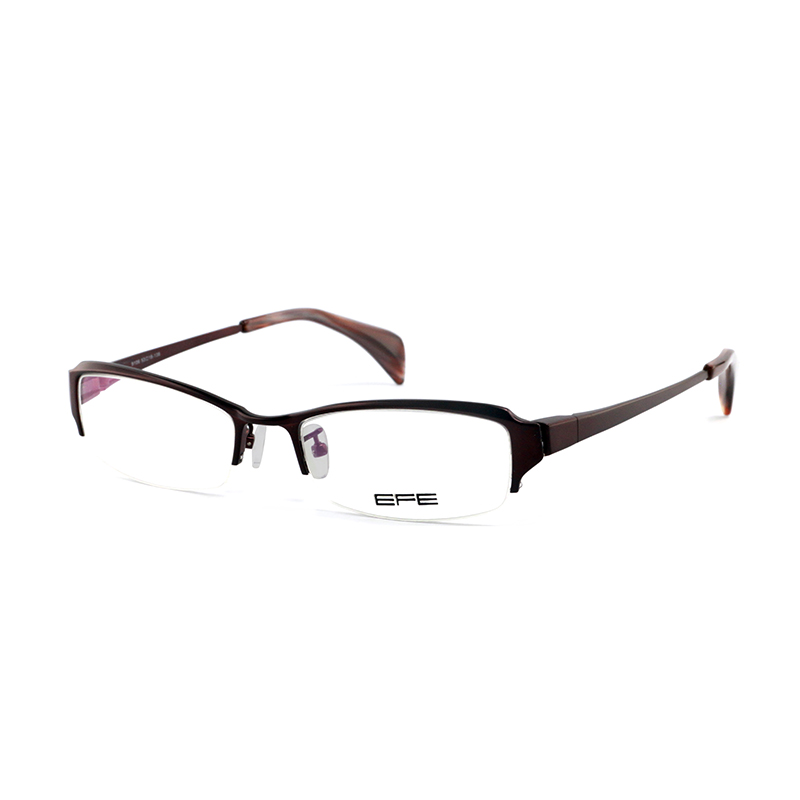 Titanium optical frame 9106